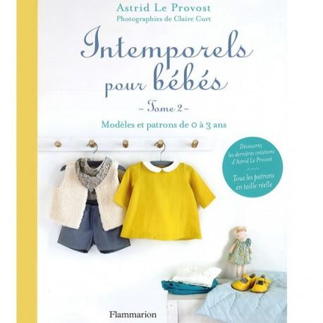 """Livre """"Intemporels pour bébés"""" tome 2"""