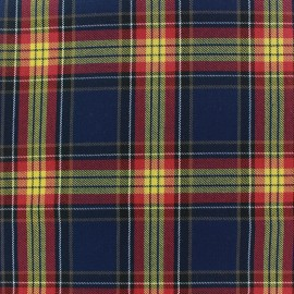 Scottish tartan fabric - Dawel x 10cm