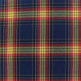 Tissu tartan écossais - Dawel x 10cm