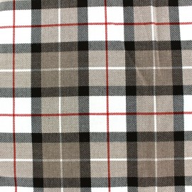 Scottish tartan fabric - Langholm x 10cm
