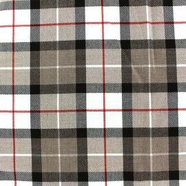 Scottish tartan fabric - Langholm x 10cm