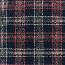 Scottish tartan fabric - Calder x 10cm