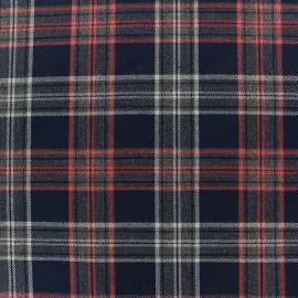 Tissu tartan écossais - Calder x 10cm