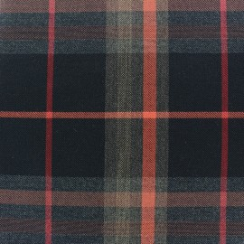 Scottish tartan fabric - Balloch x 10cm