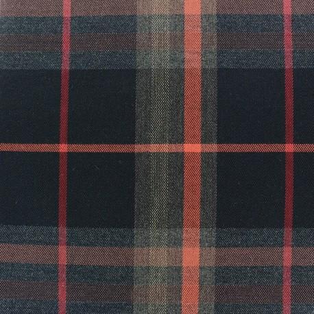 Scottish tartan fabric - Balloch x 10cm