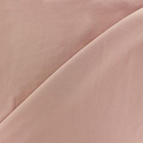 Imitation washed silk fluid fabric - mist x 10cm