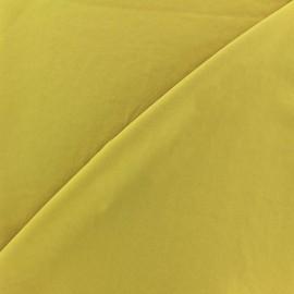 Tissu fluide effet soie lavée - jane blé x 10 cm