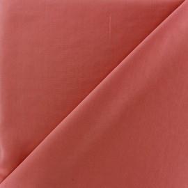 Tissu fluide effet soie lavée - blush x 10 cm