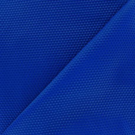 Tissu piqué de coton satiné - bleu navy x 10cm