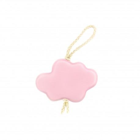 Pompon nuage - Rose Clair
