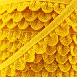 Galon Pétales - jaune x 1m
