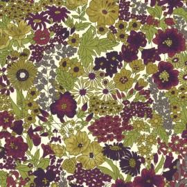 Tissu Liberty - Margaret C x 10cm