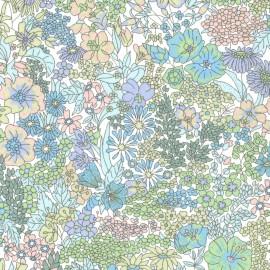 Tissu Liberty - Margaret E x 10cm