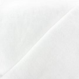 Dourêve flannelette fabric – White x10cm