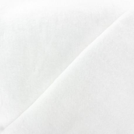 Dourêve flannelette fabric ? White x10cm