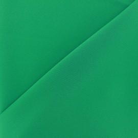 Burling Fabric - bright green x 10cm