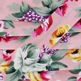 Bias binding Blossom - pink x 1m