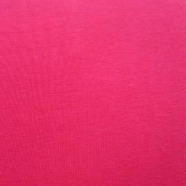 Jersey Fabric - Fuchsia x 10cm