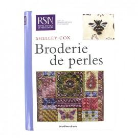 """Livre """"Broderie de perles"""""""