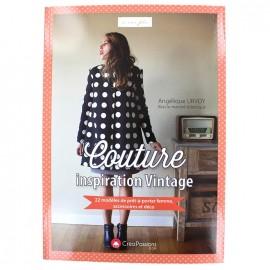 """Livre """"Couture inspiration vintage"""""""