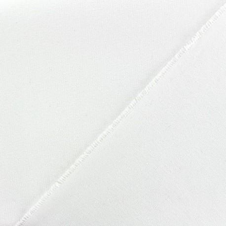 Deckchair canvas fabric Cassis (43cm) - turquoise x 10cm