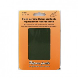 Percale Repair sheet - khaki