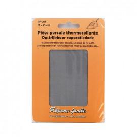 Percale Repair sheet - brown