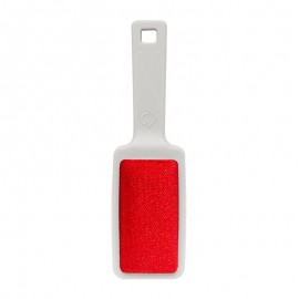 Double Sided Red Velour Padded Clothes Brush - Starwax