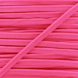 Elastic piping - fuchsia x 1m