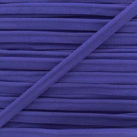 Passepoil élastique - bleu navy x 1m