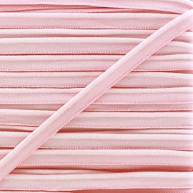 Elastic piping - pink x 1m
