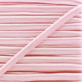 Passepoil élastique - rose x 1m