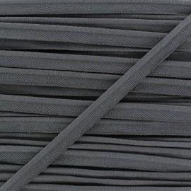 Passepoil élastique - anthracite x 1m