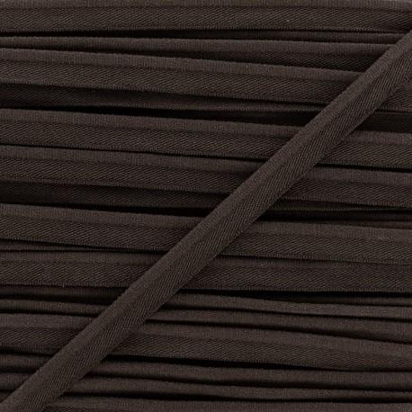 Elastic piping - brown x 1m