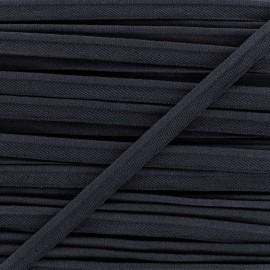Passepoil élastique - marine x 1m