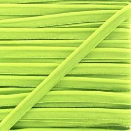 Passepoil élastique - vert clair x 1m