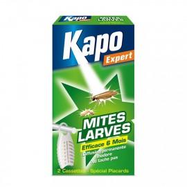 Cassette anti-mites et larves de vêtements - Kapo