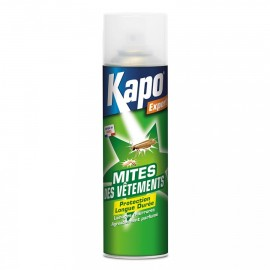 Clothes moth killer aerosol 250ml - Kapo expert