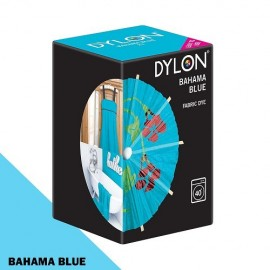 Dylon fabric dye for machine use - Bahama Blue