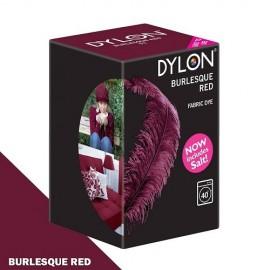 Teinture textile Dylon pour lavage en machine - lie de vin