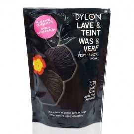 Dylon Wash & Dye for machine use - Velvet black