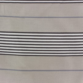 ♥ Coupon 150 cm X 280 cm ♥  fabric Caspio- taupe