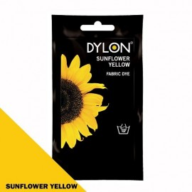 Dylon fabric dye for hand use - Sunflower yellow