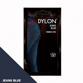 Dylon fabric dye for hand use - jeans blue