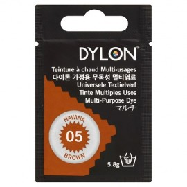 Dylon multi-purpose dye - havana brown