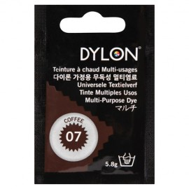 Teinture à chaud multi-usages Dylon - café