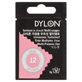 Teinture à chaud multi-usages Dylon - rose