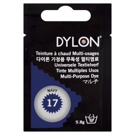 Teinture à chaud multi-usages Dylon - bleu marine