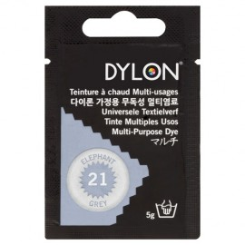 Teinture à chaud multi-usages Dylon - gris