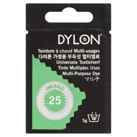 Teinture à chaud multi-usages Dylon - vert émeuraude